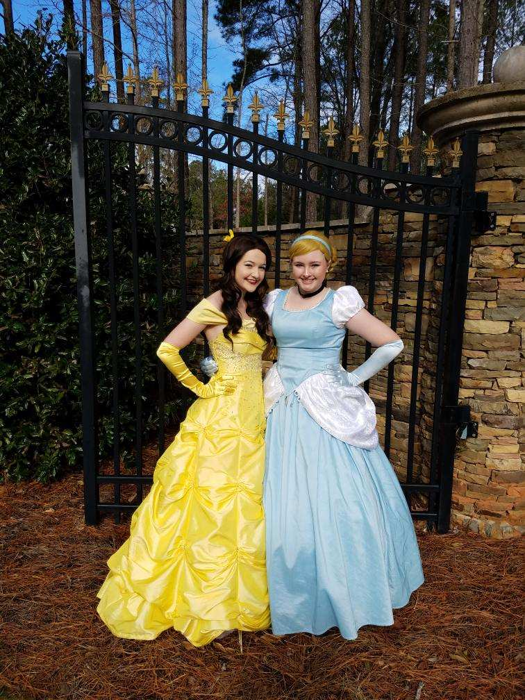 Belle&Cinderella